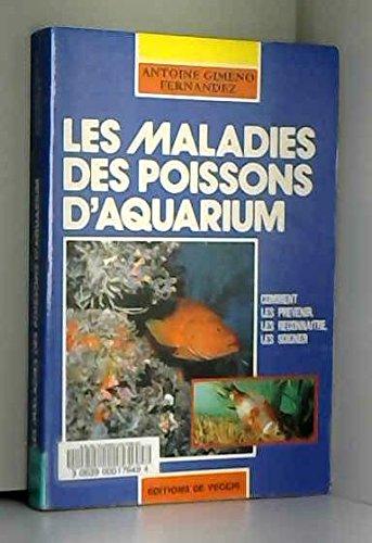Les Maladies des Poissons d'Aquarium