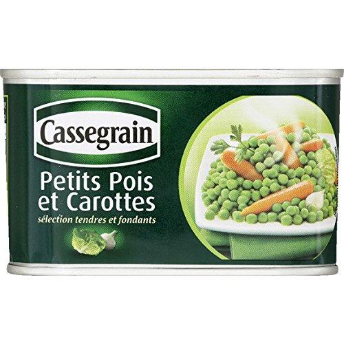 Petits pois et carottes - ( Prix Unitaire ) - Envoi Rapide Et Soignée