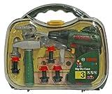 Theo Klein 8428 - Bosch Akkuschrauber-Koffer mit Zubehör, Spielzeug