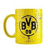BVB-Tasse Gelbe Wand one size