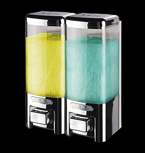 distributeur-de-savon-gratuit-salle-de-bains-douche-gel-shampoing-bote-murale-lavabo-lavabo