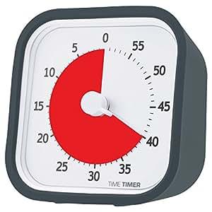 Time Timer Uhr MOD, grau, One size, 5026