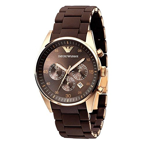 Emporio Armani Chronograph Watch By My Time Machine  available at amazon for Rs.5349