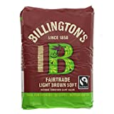 Billington's Fairtrade Natural Light Brown Soft Sugar