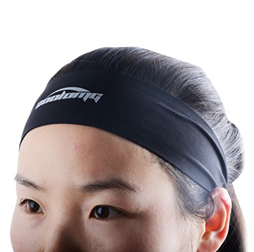 coolomg-uni-sex-solid-moisture-wicking-stretchy-seamless-headband-for-sports-yoga-running-optional-c