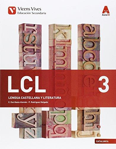 LCL 3 (lengua Castellana Catalunya) Aula 3D