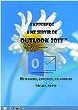 Telecharger Livres J apprends a me servir de Outlook 2013 Communiquer avec Outlook 2013 (PDF,EPUB,MOBI) gratuits en Francaise