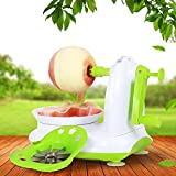 #8: GTC 1 Pc Set Of Professional Apple Peeler Corer in Seconds with Excellent Precision, Super Sharp Antirust Stainless Steel Blade and Stable Suction Base, Also for Pear Potatoes etc - Green ( IT N - 144 )
