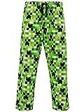 Minecraft pantalones de pijama para Hombre Minecraft Medium