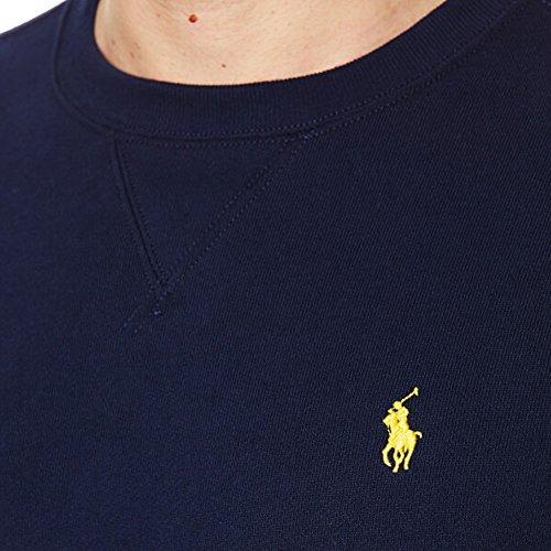 Ralph Lauren Herren Sweatshirt Marineblau