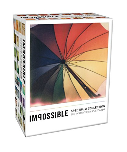 The Impossible Project Spectrum Collection: 100 Instant-Film Postcards -