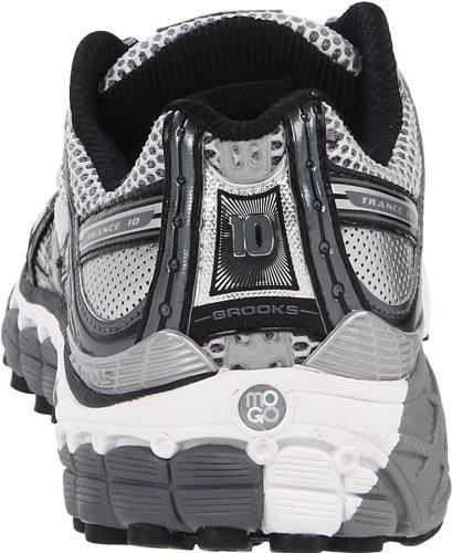 Brooks 1100871D096, Chaussures de running homme Argent-TR-I3-24