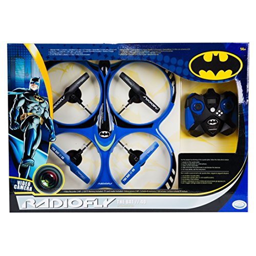 ODS 37960 - Radiofly The Bat // 40, Blu