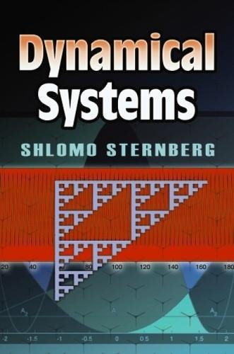 Dynamical Systems (Dover Books on Mathematics) por Shlomo Sternberg