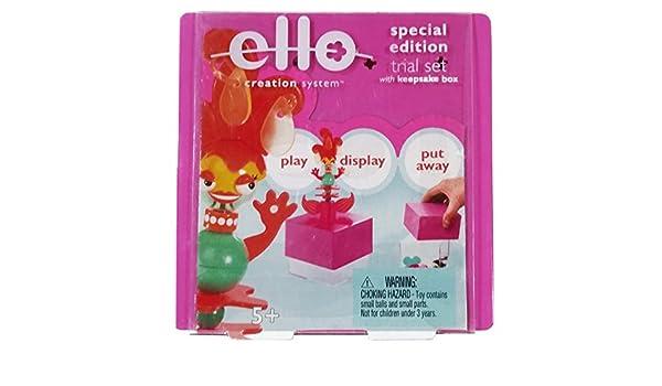 Ello Special Edition Trial Set with Keepsake Box Mattel C2687