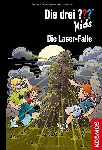 Preisvergleich Produktbild Die drei  Kids, 72, Die Laser-Falle