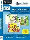Average2Excellent Class 4 (EVS, Maths, E...