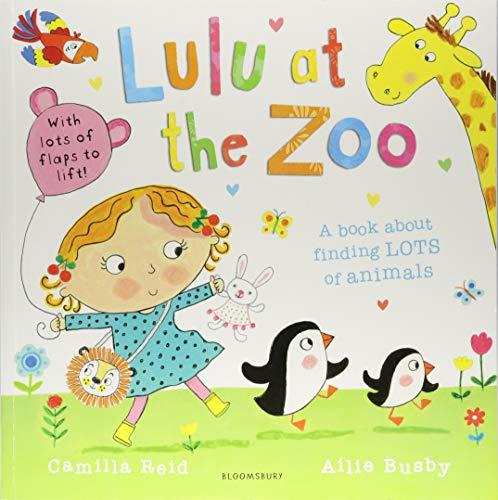 Lulu at the Zoo por Camilla Reid