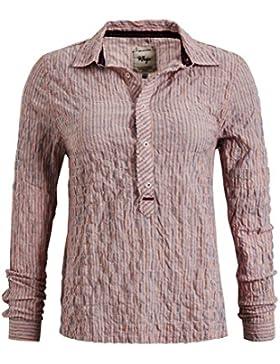 Khujo Camisas - Rayas - Manga Larga - para mujer