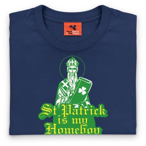 Homeboy T-Shirt, Damen Dunkelblau