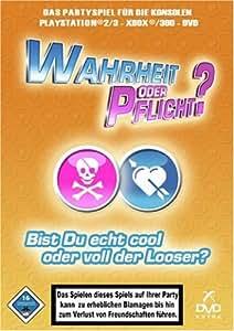 Wahrheit oder Pflicht? (X360+PS2+PS3)