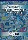 Cuaderno de Ejercicios para el Preparador Físico de Balonmano (Medio Campo)