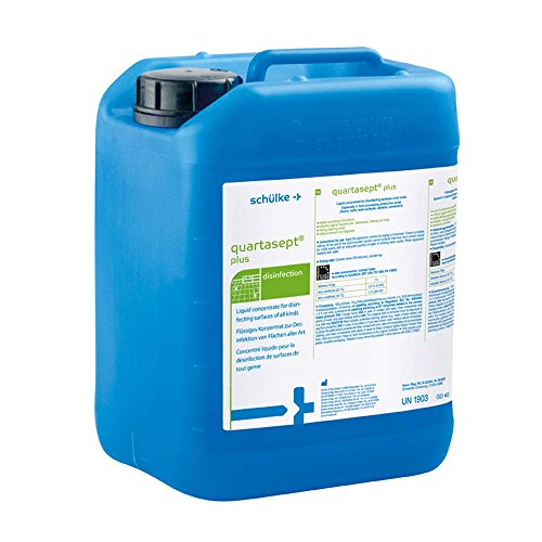 Schülke quartasept® plus Flächendesinfektionsmittel, Konzentrat Lebensmittelbereich, 2 L