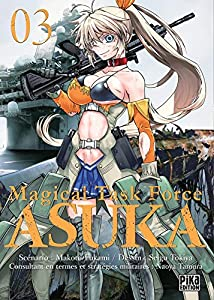 Magical Task Force Asuka Edition simple Tome 3