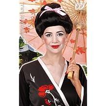 Samurai Wig| Japanese Man Wig (peluca)