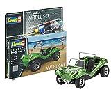 Revell 67682 - Modellbausatz Auto 67682 Set 1:32 - Volkswagen VW Käfer Buggy, VW Beetle im Maßstab 1:32, Level 3, Orginalgetreue Nachbildung mit Vielen Details -