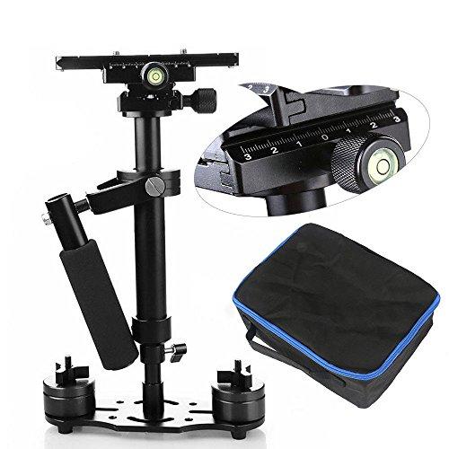S40 Kamera Stabilizer Professionelle DSLR Spiegelreflexkameras, Digitale Spiegelreflexkameras und DV Stabilizer Kamera Schwebestativ Handheld Schwebestativ Stabilisierung Camera