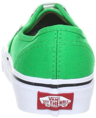 Sneaker Autêntica Vans U Herren verde Brilhante Grün Preto qx7gRWn