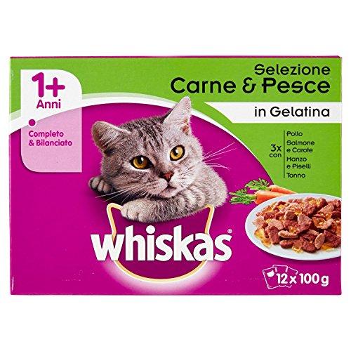 whiskas-selezione-carne-pesce-in-gelatina-100g-pacco-da-12