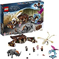 LEGO 75952 Harry Potter Fantastic Beasts Newt´s Case of Magical Creatures Building Set, Wizarding World, Fun Adventure Toy