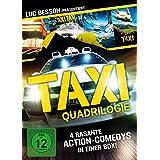Taxi - Teil 1-4 Box - Qu4drilogie