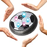 Mixhome Hover Ball: Fun Fussball Indoor weicher Schaumstoff Floating mit Glide Boden