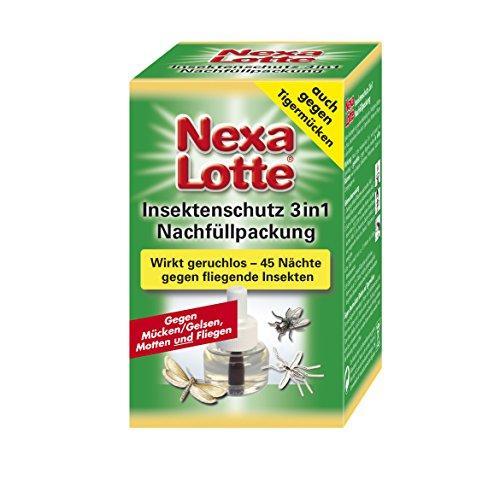 Nexa Lotte 3966 Insektenschutz 3-in-1 Nachfüllpackung (Fliegen-behandlung)