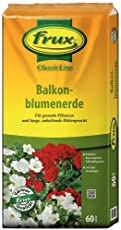 frux ClassicLine Balkonblumenerde, 60 L