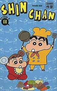 Shin Chan Saison 2 Tome 11