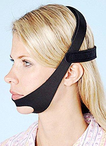 freshocity (TM) verstellbar Anti Schnarchen Schnarchen Kinnriemen Shield SNORE Relief Kiefer Support Stop Schnarchen Lösung für Damen und Herren