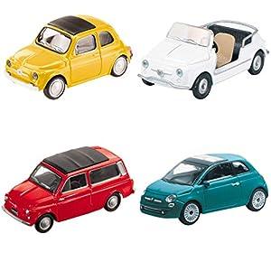 Mondo Motors - Modelos Fiat 500 Surtidos 1:43,, 661D232723