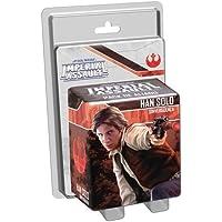 Star Wars: Imperial Assault - Han Solo, pack de aliado, juego de mesa (Edge Entertainment EDGSWI06)