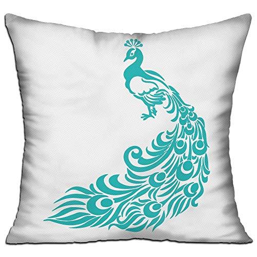 Canvas Pillow Throw Pillow Covers Decorative Pillows for Sofa Euro Pillow Covers ()