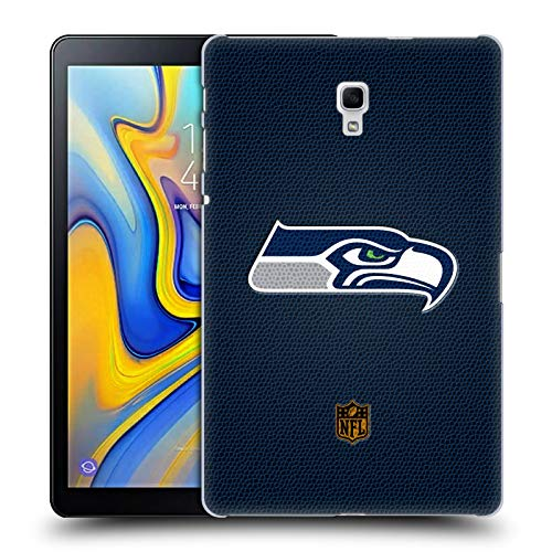 Head Case Designs Offizielle NFL Fussball Seattle Seahawks Logo Harte Rueckseiten Huelle kompatibel mit Samsung Galaxy Tab A 10.5 (2018)