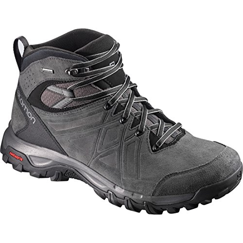 51asYACOZqL. SS500  - Salomon Men's EVASION 2 MID LTR GTX Hiking and Multisport Shoes