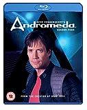 Andromeda: Season Four [Blu-ray] [Region Free]