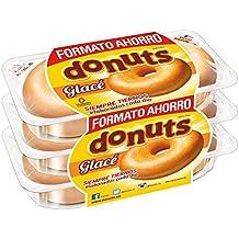 Donuts Glacé - Paquete de 6 x 52 gr - Total: ...