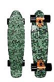 Mayhem Penny Style Board Green Camouflag...