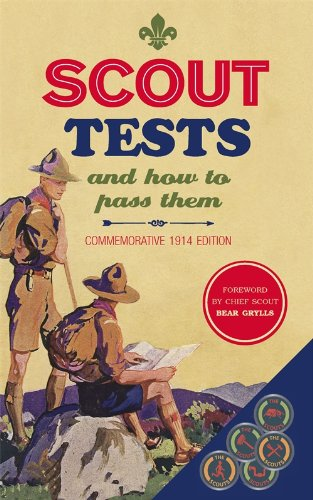 Scout Tests and How to Pass Them (Scout Association) (English Edition) -