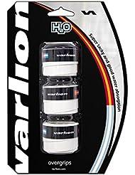 Varlion H2O - Overgrip de pádel, color blanco